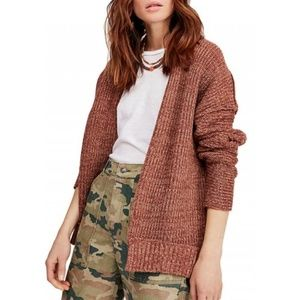 Free People High Hopes Knit Cardigan Size M